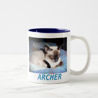 ARCHER Two-Tone COFFEE MUG