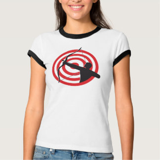 Archer With Target / T-Shirt