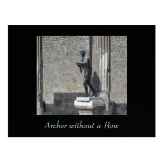 Archer without Bow Postcard