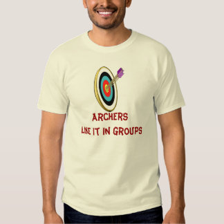 Archers Arrow Grouping T-Shirt
