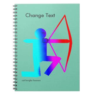 Archer's Notebook (color)