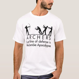Archers VS Zombies T-Shirt