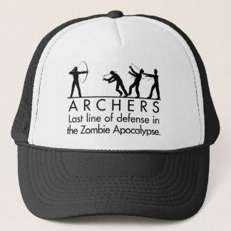 Archers VS Zombies Trucker Hat