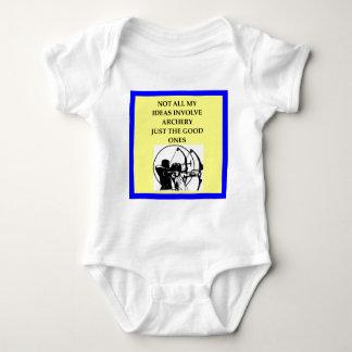 ARCHERY BABY BODYSUIT