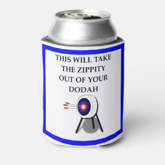 archery can cooler
