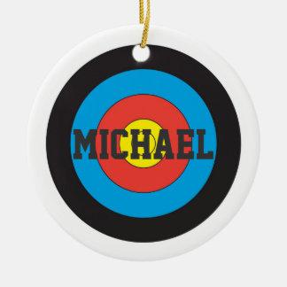 Archery Fan Personalized Ornament