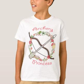 Archery Flower Princess T-Shirt