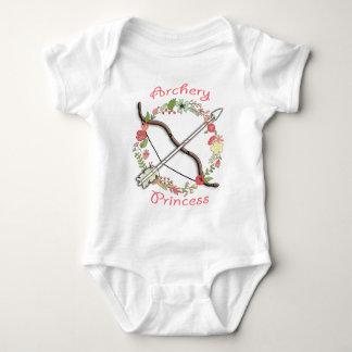 Archery Flower Princess Tee Shirt