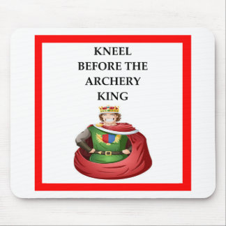 Archery gifts mouse pad