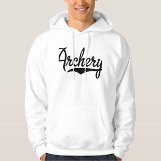 archery hoodie