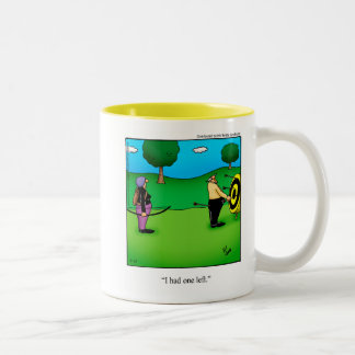 Archery Humor Mug Gift