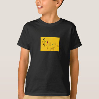 Archery is Fun! T-Shirt