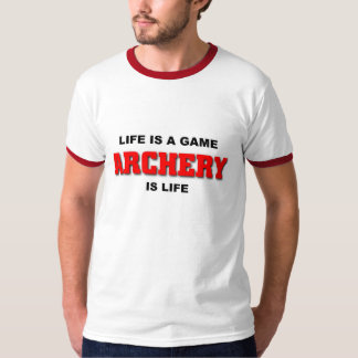 Archery is life t shirt