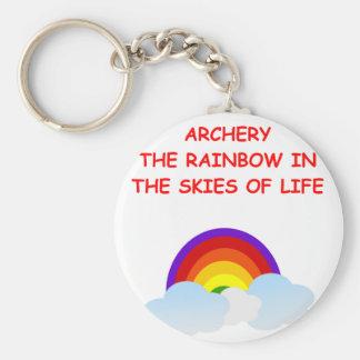 archery key chain