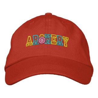 Archery Kid Embroidered Baseball Caps