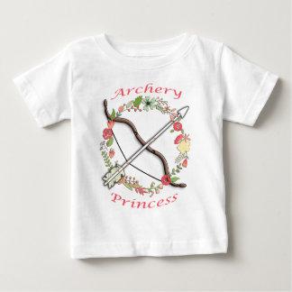 archery princess.png baby T-Shirt