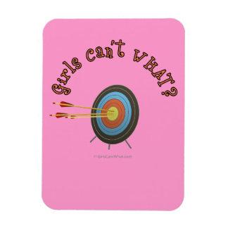 Archery Target Bullseye Flexible Magnet