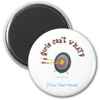 Archery Target Bullseye Magnets