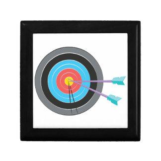 Archery Target Gift Box