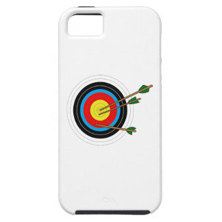 ARCHERY TARGET TOUGH iPhone 5 CASE