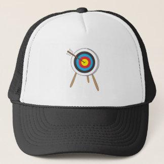 Archery Target Trucker Hat