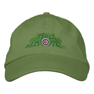 Archery Tribal Embroidered Hats