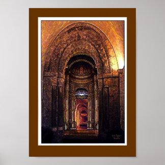 """Arches 5.1"" print"