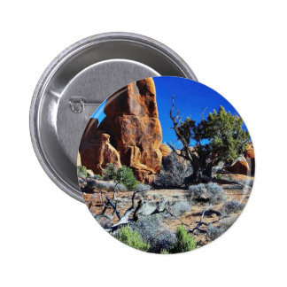 Arches Arches National Park Pinback Buttons