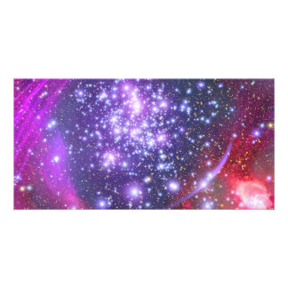 Arches Cluster the Densest Milky Way Star Cluster Picture Card