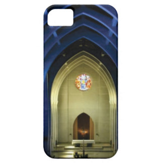 Arches in the blue church case for the iPhone 5