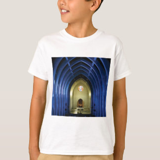 Arches in the blue church T-Shirt