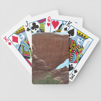 Arches National Park Bicycle Playing Cards