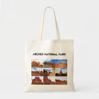 Arches National Park Collage, Utah, Bag