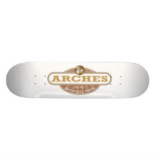 Arches National Park Custom Skateboard