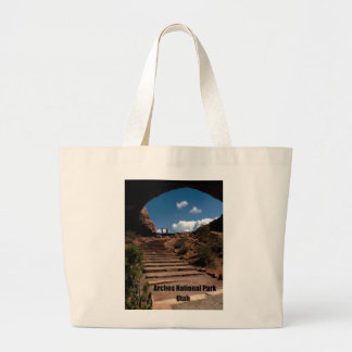 Arches National Park Jumbo Tote Bag