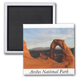 Arches National Park Magnet