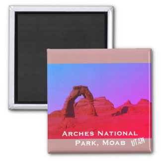 Arches National Park, Moab, Utah Landscape Magnet