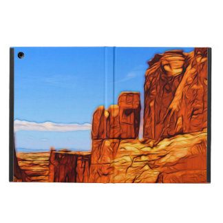 Arches National Park Rocks Cover For iPad Air