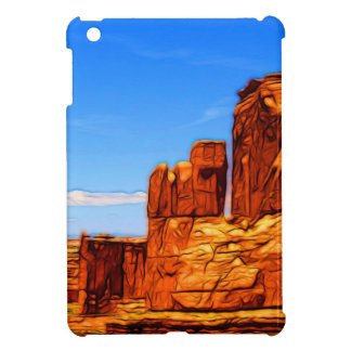 Arches National Park Rocks iPad Mini Cover