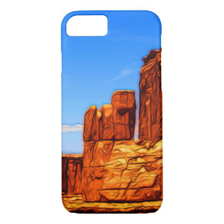 Arches National Park Rocks iPhone 8/7 Case