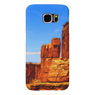 Arches National Park Rocks Samsung Galaxy S6 Cases