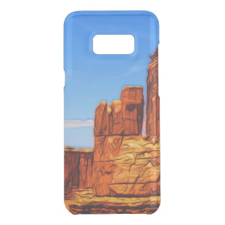 Arches National Park Rocks Uncommon Samsung Galaxy S8 Plus Case