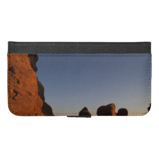 Arches National Park Sunset iPhone 6/6s Plus Wallet Case