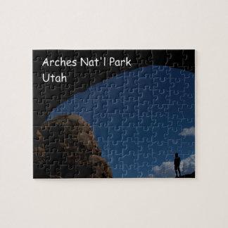 Arches National Park, UT Jigsaw Puzzle