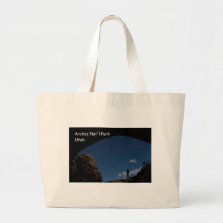 Arches National Park, UT Large Tote Bag