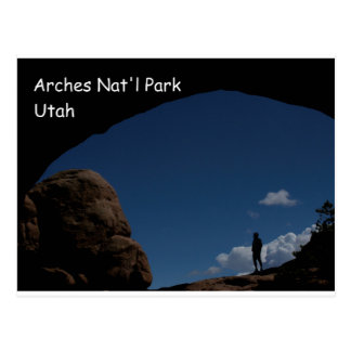 Arches National Park, UT Postcard