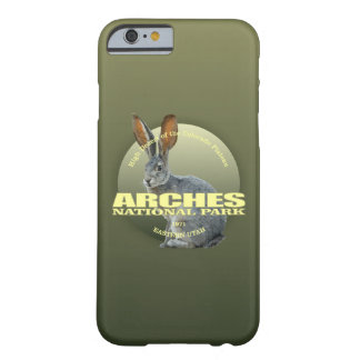 Arches NP (Jackrabbit) WT Barely There iPhone 6 Case