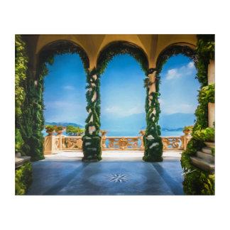 Arches of Italy Acrylic Wall Art