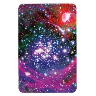 Arches Star Cluster Rectangular Photo Magnet