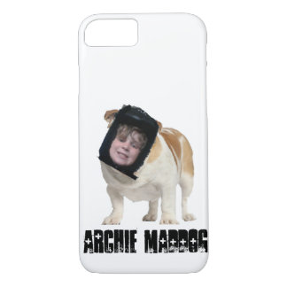 Archie Maddog phone case for iphone 6 and 6s